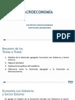 Modelo de bienes y servicios en  una economía abierta.pptx