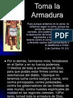 3. Toma La Armadura