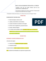 Temas para examen curso DSI