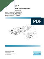 9852 0809 05k Maintenance instructions COP 1838ME,HE,LE,MEX,HEX,HF.pdf