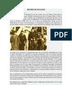 Historia de Mazamari