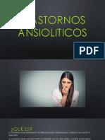 Trastornos ansioliticos anahi