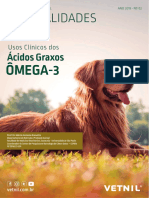 Uso Clínico Do Omega 3 em pequenos animais