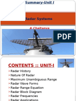 Radar systems-UNIT I.pptx