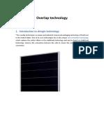 Overlap Solar Panel Technology