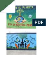 Murales temas ambientales