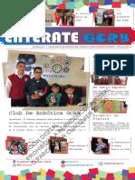 ENTÉRATE GCRB SEGUNDO BIMESTRE 2019