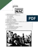 NAC - Legion - Reglamento