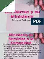 Las Dorcas y su Ministerio.ppt