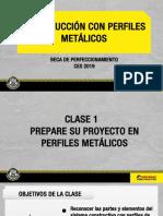 Clase 1 Perfiles Metalicos