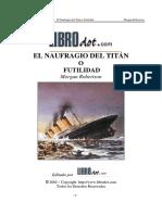 El Naufragio Del Titan 001010101