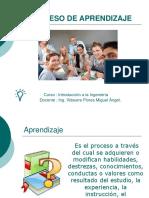 Int. Ing. Sem07 Proceso de Aprendizaje