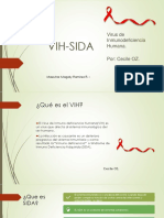 VIH trabajo de presentación