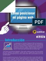 Cómo Posicionar Mi Página Web