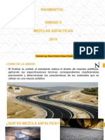 MEZCLAS ASFÁLTICAS-2019