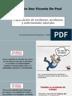 Capacitación de Incidentes, Accidentes y Enfermedades Laborales