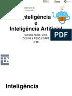 IA MBA 201907 0010 O Que é Inteligência