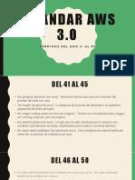 Estándar AWS 3.0