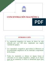 Concentración Magnética en Power Point