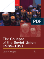 The collapse of soviet union