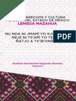 leyindigenamazahua
