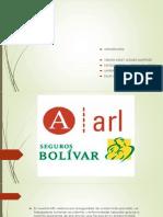 ARL SEGUROS BOLIVAR