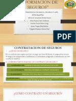 Informacion de Seguros ( Exposicion)