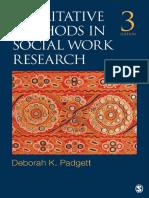 Padgett_Qualitative Methods in Social Work Research (2016)