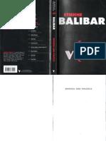 Balibar Spinoza and Politics