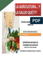 Agricultura y Salud