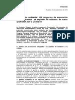Medio ambiente IPE