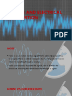 Noise and Distortion