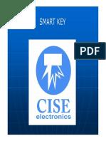 Smart key electronic