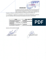 Comunicado LP N° 07-2019-AFSM-CE SAP Quinuayoc