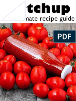 Ketchup _The Ultimate Recipe Guide - Over 30 Delicious & Best Selling Recipes - Jacob Palmar & Encore Books.epub