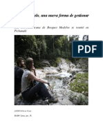 Bosque Modelo, Una Nueva Forma de Gestionar El Territorio