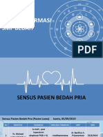 Sensus Bedah, Kamis 5 September 2019