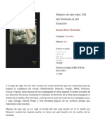 Mujeres de ojos rojos. Del arte feminista al arte femenino.pdf