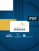 Portafolio Grupo Ingecar 2016
