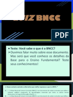 QUIZ BNCC