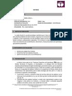 Informe de Psicolgico_paciente Con Dislexia