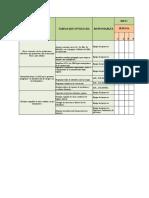 Diagrama de Gantt Proyecto