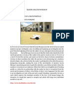 Chronicle of a Death Foretold and Other Activities Jessika Fernandez Quintero 4
