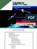 Modem Satelital COMTECH-CDM625