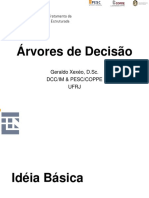 IA MBA 201907 0800 Arvores de Decisao - Classificacao