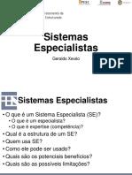 IA MBA 201907 0090 Sistemas Especialistas
