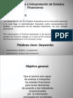 Analisis de Interpretacion de Estados Financieros