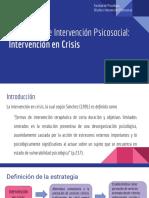 Estrategias de Intervención Psicosocial_ Intervención en Crisis