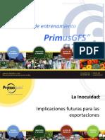 Seminario Entrenamiento PrimusGFS v.1