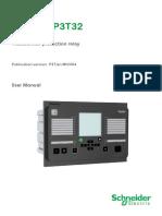 P3T32 Manual